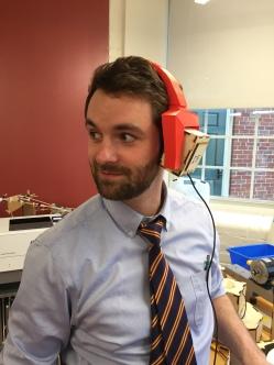 Headphone build with BOSEbuild speaker